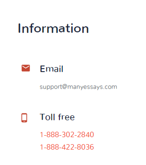manyessays.com contacts