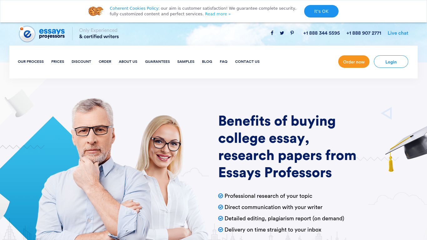 EssaysProfessors.com Review