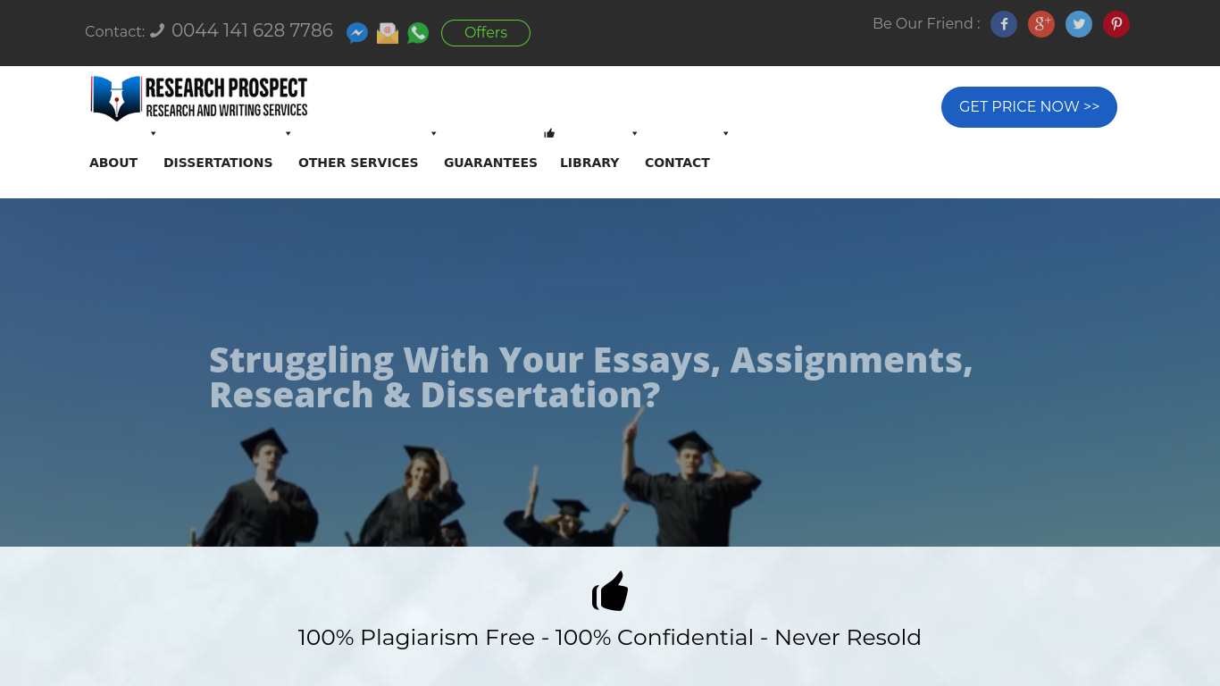 ResearchProspect.com Review
